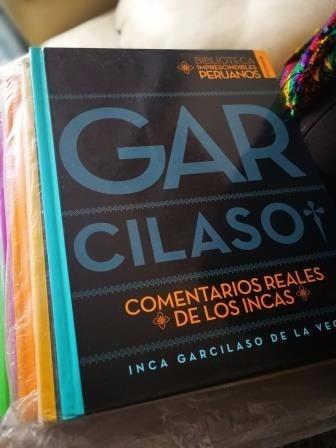 biblioteca imprescindibles peruanos el comercio