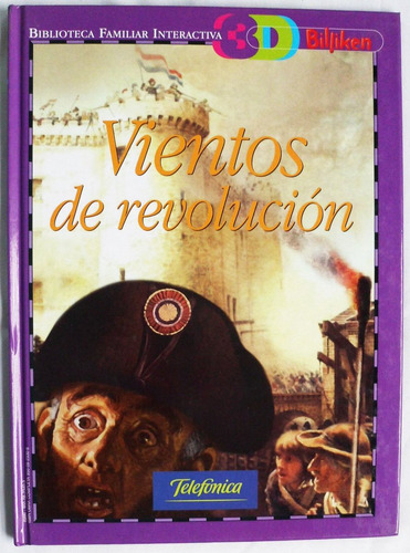 biblioteca interactiva billiken / vientos de revolución