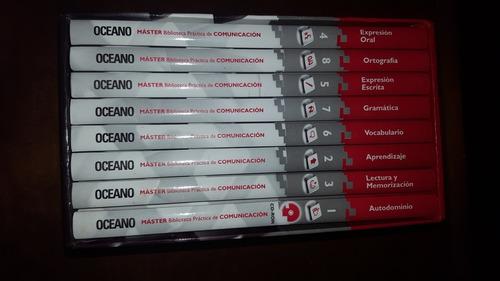 biblioteca master practica comunicacion coleccion 8 tomos