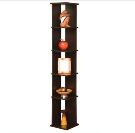 biblioteca moduart esquinera squadra 182x30x30 cm