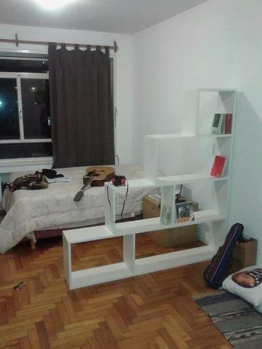 biblioteca - organizador - cubos - divisor de ambientes