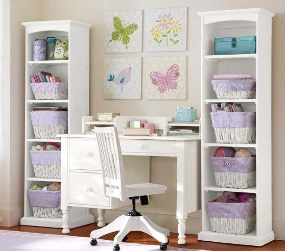 Biblioteca Organizador Dormitorio Infantil Juvenil Modulos - $ 8.400 ...