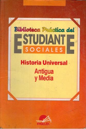 biblioteca práctica del estudiante | sociales