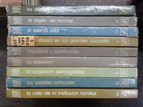 biblioteca salvat de grandes temas * completa tu coleccion *