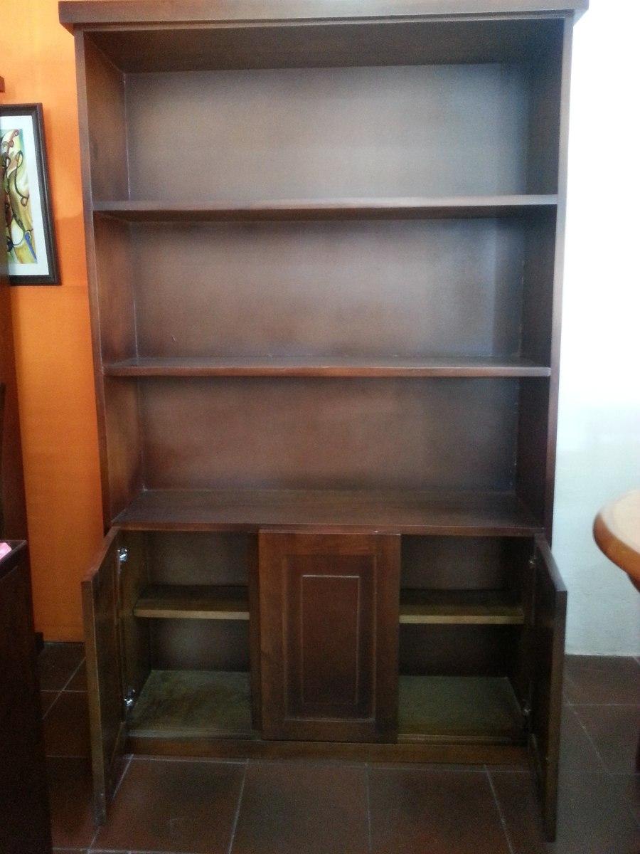 Bibliotecas en madera maciza estanter a modular living - Bibliotecas de madera ...