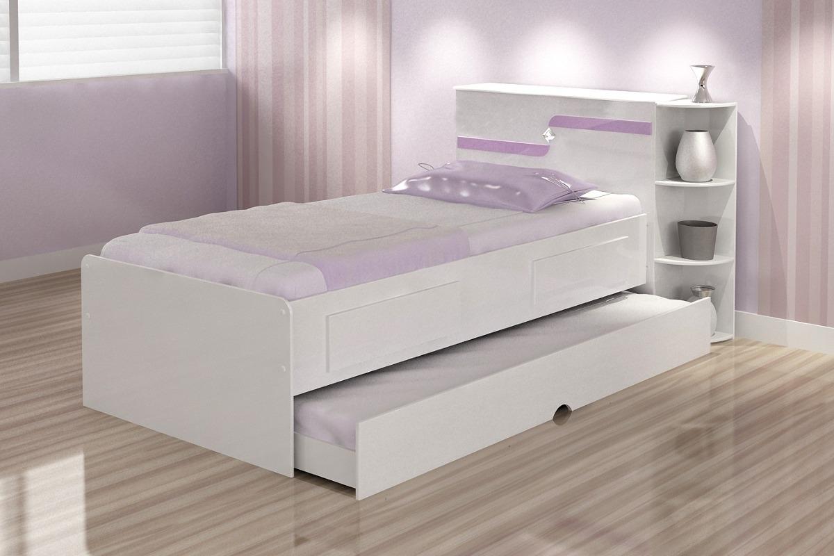 88d6f877b5 bicama bau solteiro + cama auxiliar s  colchão. Carregando zoom.
