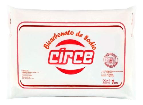 bicarbonato de sodio 1 kg circe repostería - ciudad cotillón