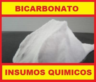 bicarbonato de sodio  100 % x  1  kg   calidad premiun