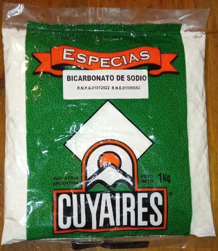 bicarbonato de sodio 5 kg (apto consumo) nacional