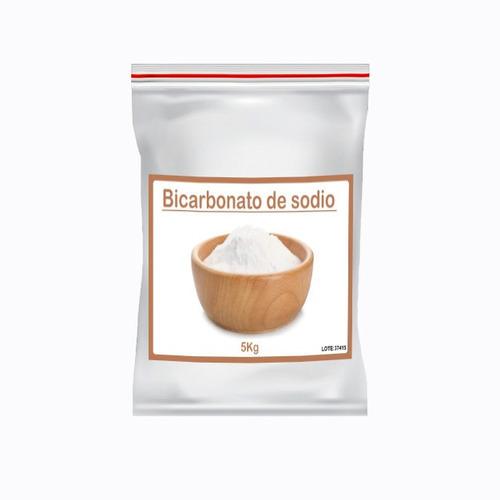 bicarbonato de sodio 5 kg excelente calidad  caba e belgrano