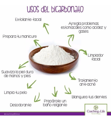 bicarbonato de sodio 99.99% puro alemán ( frasco 1 kilo )