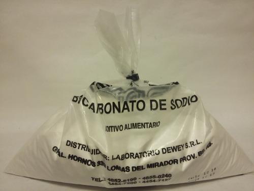 bicarbonato de sodio dewey x 2 kg