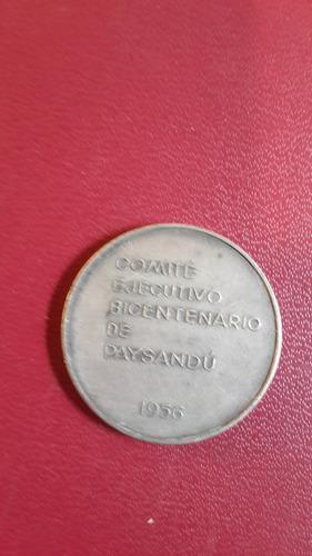bicentenario de paysandú, 1956, mt016