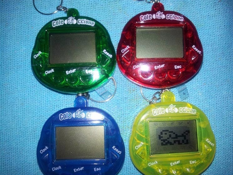bichinho virtual tamagotchi