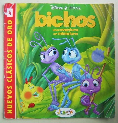 bichos: una aventura en miniatura / col jardín de genios
