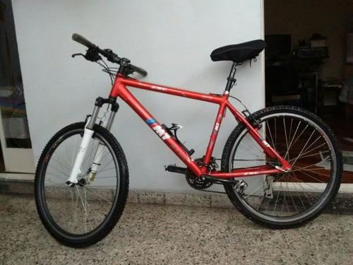 bici bicicleta mtb zsc m7 24v rod 26 talle 19 acepto mp