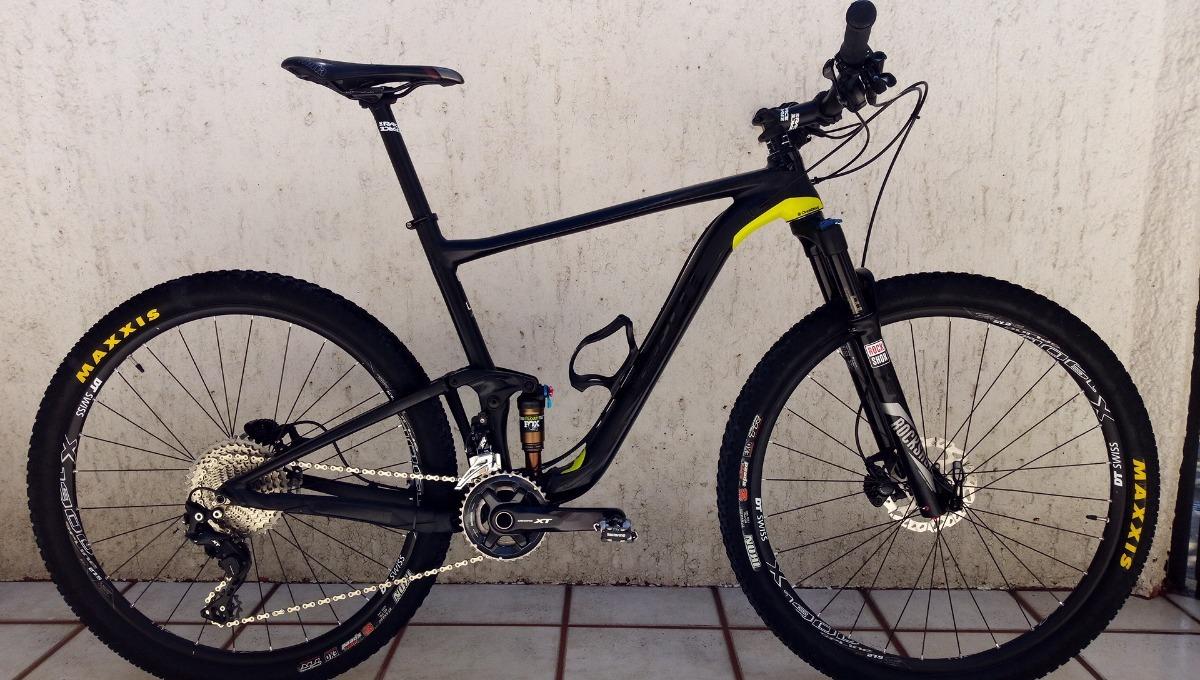 Bici De Montaña Giant Anthem 275650b Talla L19 Aluminio 4099000