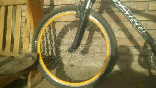 bici marca vairon rod. 26. excelente estado