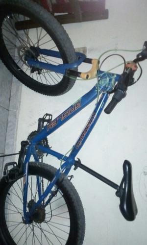 bici mercurio y tach