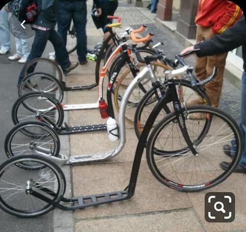 bici monopatin