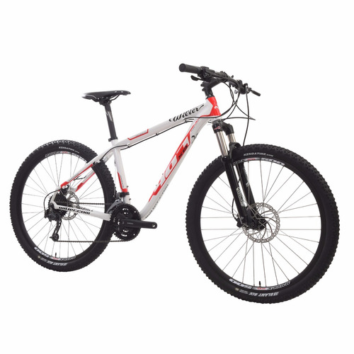bici montaña r27.5 wilier triestina 407xb blanco/rojo nueva