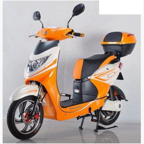 bici moto electrica 500w con pedal -citybiker cl