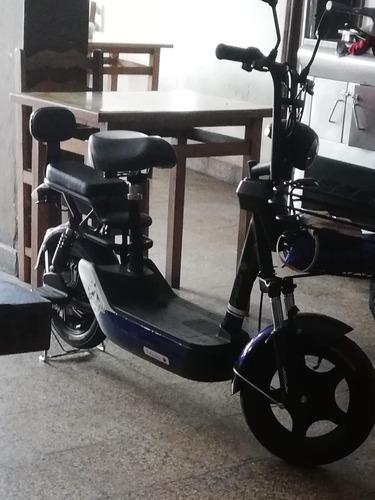 bici moto eléctrica