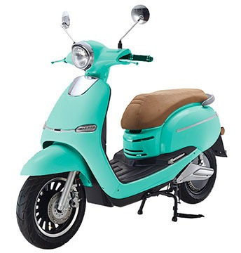 bici-moto electrica lucky lion a bateria 60v italian