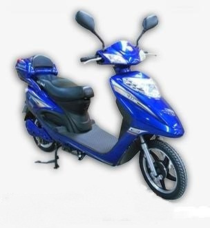 bici-moto electrica-scooter lucky lion a bateria 48 y 60v