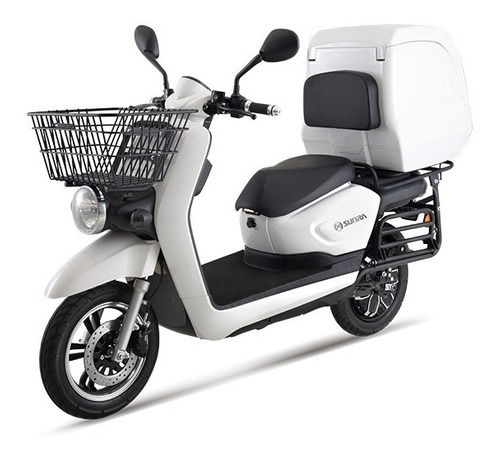bici-moto electrica-scooter sunra caguu 72v hawk 3000w litio