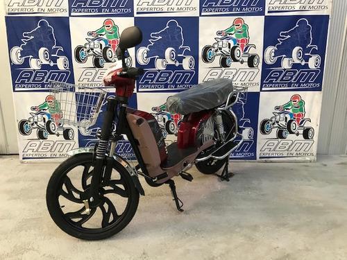 bici moto electrica valor 294.117+iva super oferta