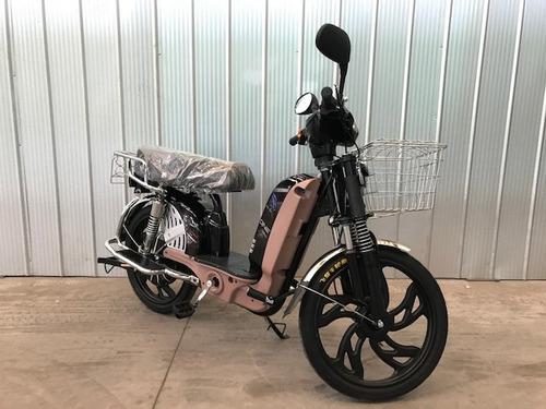 bici moto electrica valor 350.000 super oferta