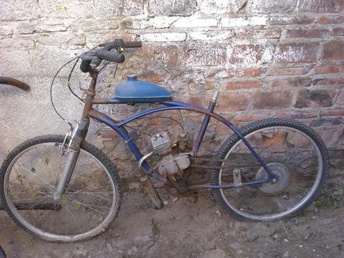 bici moto  y otro motor de resp