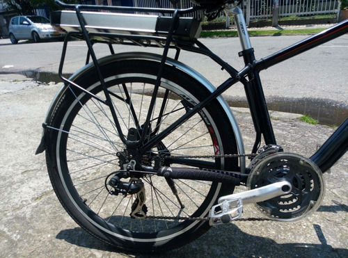 bici motor eléctrico