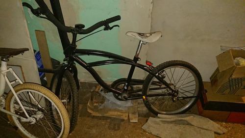 bici playera rodado 16
