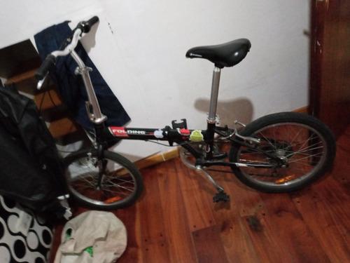 bici plegable aurora