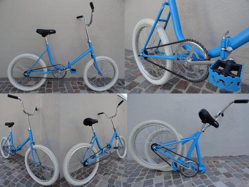 bici plegable rodado