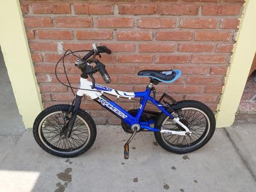 bici raleight mxr aluminio r.16