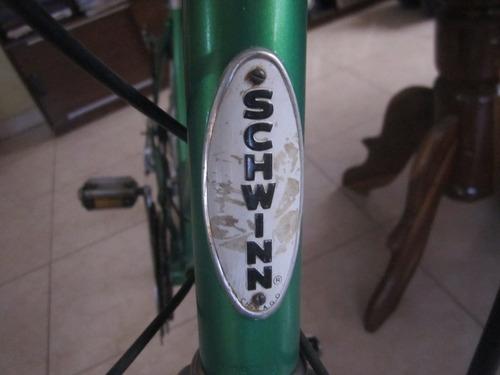 bici schwinn. rin 26....10-10