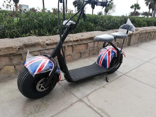 bici scooter electrica