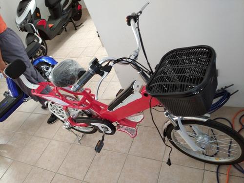 bici scooter moto electrica 350w 40kms 50km/s