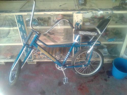 bici vagabundo