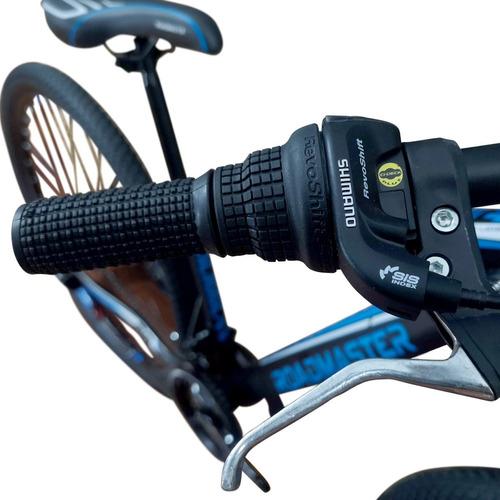 bicicicleta roadmaster hurricane 27,5 shimano revoshift 21v