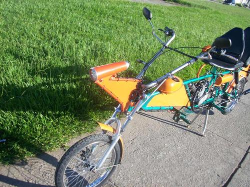 bicicle gigante modificada