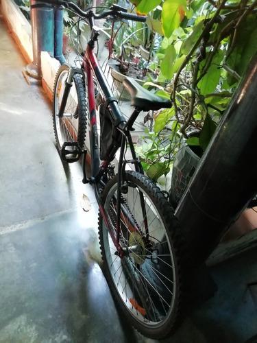 bicicle montañers greco titan