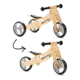 Bicicleta / Triciclo  Niña 2 En 1