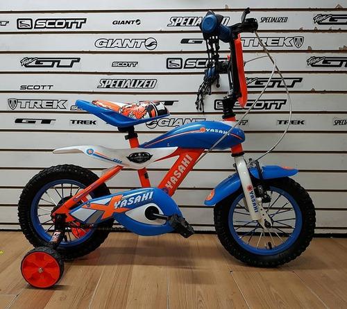 bicicleta 12 para niños y niñas varios modelos abc gratis