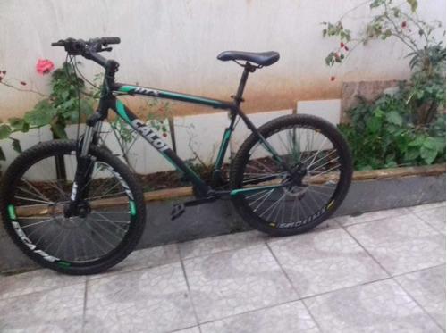 bicicleta 21 v