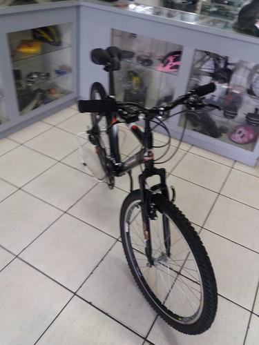bicicleta 26  alumínio 21 velocidades gallo com suspensão .
