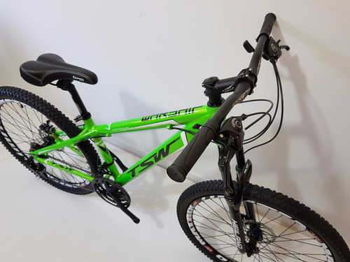 bicicleta 26 freeride tsw warship freios discos 21v shimano
